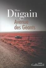 Marc  Dugain Avenue des Geants