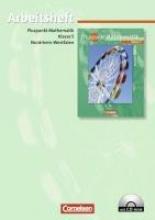 Pluspunkt Mathematik/5. Sj./Arbeitsheft mit CD-ROM/HS NRW