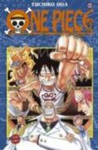 Oda, Eiichiro One Piece 45. Ich kann mir vorstellen, wie ihr euch fhlt!