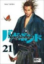 Inoue, Takehiko Vagabond 21