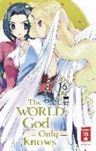 Wakaki, Tamiki The World God Only Knows 16