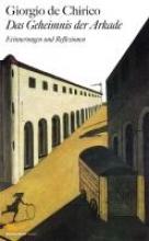 Chirico, Giorgio de Das Geheimnis der Arkade