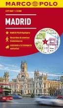 , MARCO POLO Cityplan Madrid 1:12 000