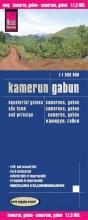 , Reise Know-How Landkarte Kamerun, Gabun (1:1.300.000)