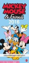 Disney Mickey Mouse & Friends Familienplaner 2016