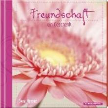 Geschenkbuch - Freundschaft - ein Geschenk - (11 x 11,5)