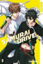 Kosumi, Fujiko Samurai Drive 06
