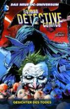 Daniel, Toni S. Batman - Detective Comics 01: Gesichter des Todes