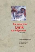 Die spanische Lyrik der Gegenwart 1980-2005