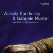 Kandinsky, Wassily Wassily Kandinsky & Gabriele Münter