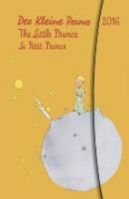 2016 the Little Prince 10 x 15 Magneto Diary
