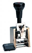 , Numeroteur Reiner B2 13043 6 cijfers 5.5mm metaal