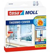 , Isolatiefolie Tesa Moll 05430 voor ramen 1,5mx1,7m transp