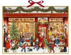 Chocolaterie Wandkalender