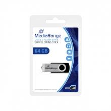 , USB-stick 2.0 MediaRange 64GB