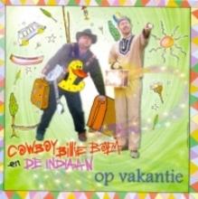 COWBOY BILLIE BOEM  OP VAKANTIE (CD)