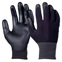 , Handschoen ActiveGear grip PU-flex zwart small