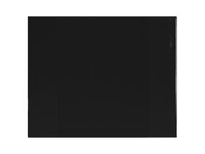 , bureauonderlegger Kangaro Soft 63x50cm zwart