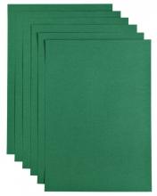 , Kopieerpapier Papicolor A4 200gr 6vel dennengroen