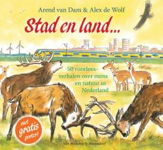 Arend van Dam Stad en land… (met gratis poster)