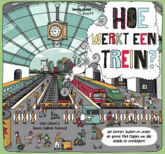 Clive Gifford , Hoe werkt een trein?