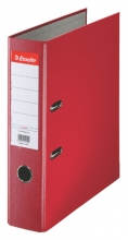 , Ordner Esselte A4 75mm PP rood