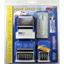 , Stempel Colop starterset Home/Office zwart