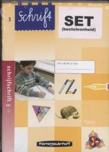 Schrift Schrijfschrift 3-1 B (set 5 ex)