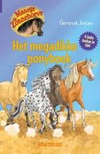 Gertrud Jetten , Het megadikke ponyboek
