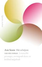 Arie  Storm Het schrijven van een roman