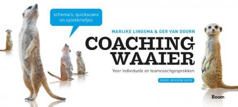 Marijke Lingsma , Coachingwaaier