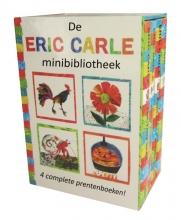 Carle, Eric De Eric Carle minibibliotheek