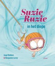Jaap  Robben, Benjamin  Leroy Suzie Ruzie in het diepe