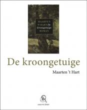Maarten `t Hart De kroongetuige (grote letter) - POD editie