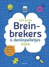 Pierre  Berloquin Het grote breinbrekers-en denkspelletjesboek