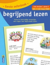 Eerste oefenboek begrijpend lezen Start
