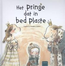 Gudule Het prinsje dat in bed plaste