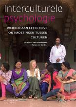 Karen van der Zee Jan Pieter van Oudenhoven, Interculturele psychologie