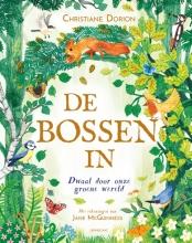 Christiane  Dorion De bossen in