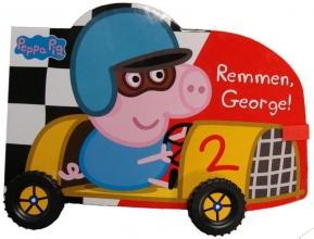 Astley  Astley, Mark  Baker Peppa Pig, Remmen George!