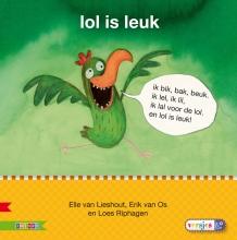 Erik van Os Elle LIeshout, Lol is leuk AVI M3