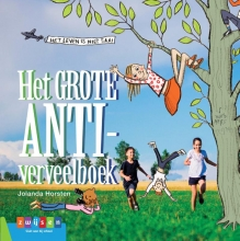 Jolanda Horsten , Het grote anti-verveelboek