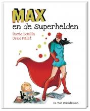 Rocio  Bonilla Max en de superhelden