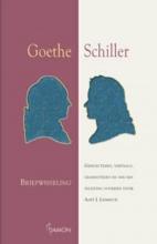F. Schiller J.W. von Goethe, Goethe - Schiller, briefwisseling