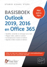 Studio Visual Steps , Basisboek Outlook 2019, 2016 en Office 365