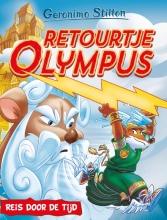 Geronimo Stilton , Retourtje Olympus