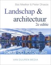 Pieter Dhaeze Bas Meelker, Landschap en architectuur