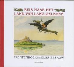 Elsa  Beskow Reis naar het Land-van-Lang-Geleden