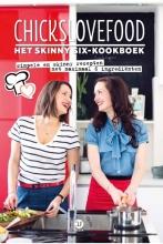 Elise Gruppen-Schouwerwou Nina de Bruijn, Het skinny six - kookboek