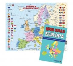 Europapuzzel + Europaboekje (LAR52)